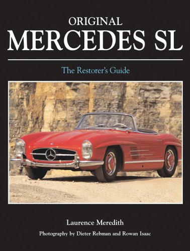 Original Mercedes SL (Original Series): Meredith, Laurence