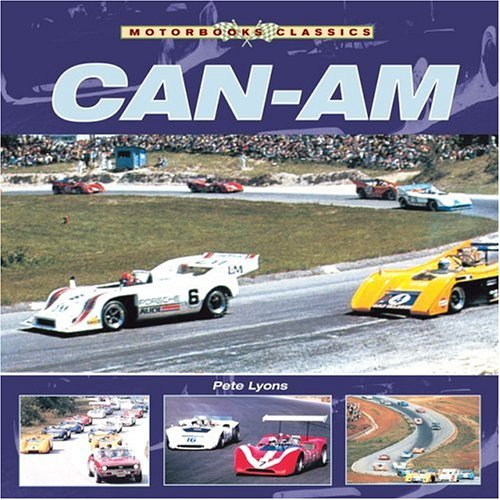 9780760319222: Can-Am (Motorbooks Classics)