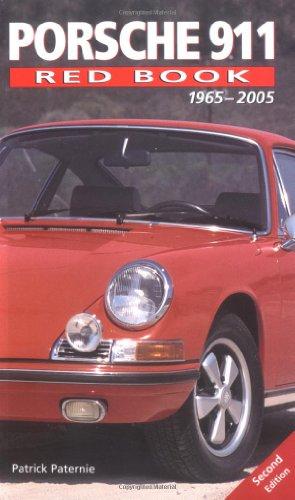 9780760319604: Porsche 911 Redbook 1965-2005