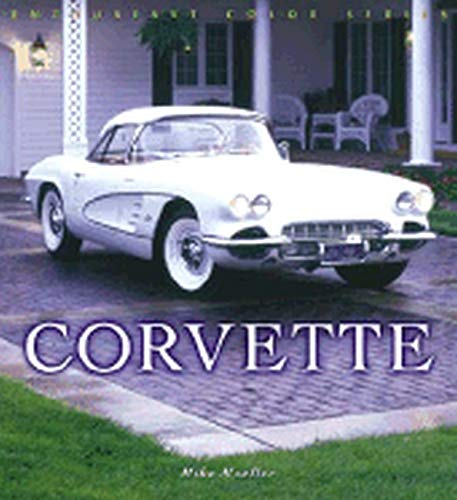 9780760319680: Corvette (Enthusiast Color)