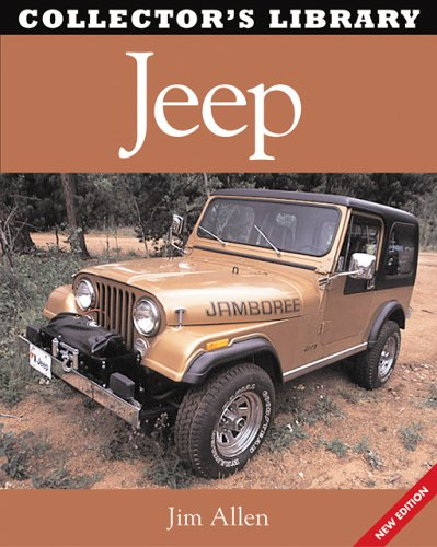 9780760319796: Jeep (Collector's Library)