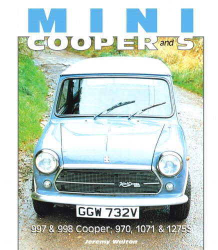 9780760319826: Mini Cooper and S (Enthusiast Color)