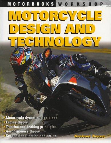 9780760319901: Motorcycle Design and Technology Handbook (Motorbooks Workshop)