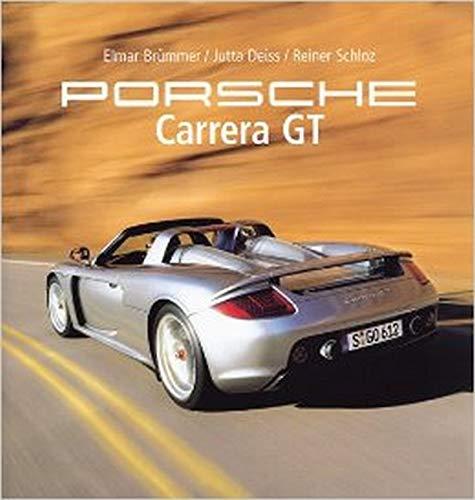 9780760319949: Porsche Carrera Gt