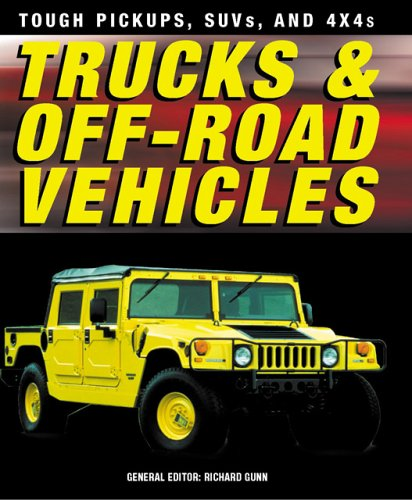 9780760320044: Trucks and Off-Road Vehicles