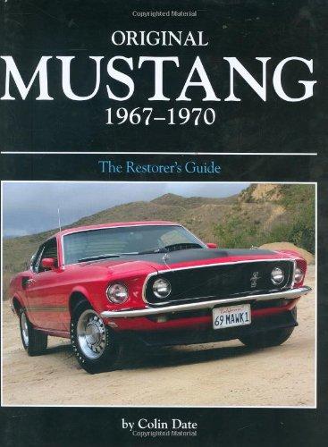 9780760321027: Original Mustang 1967-1970 (Original (Motorbooks International))