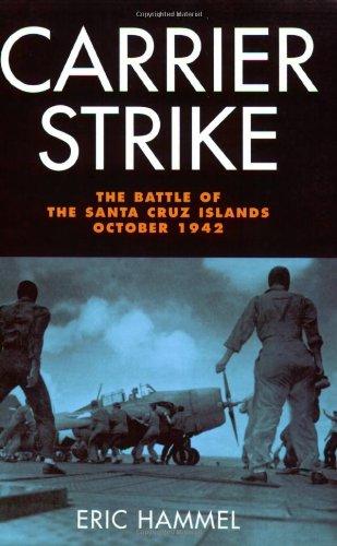 9780760321287: Carrier Strike: The Battle of the Santa Cruz Islands,October 1942