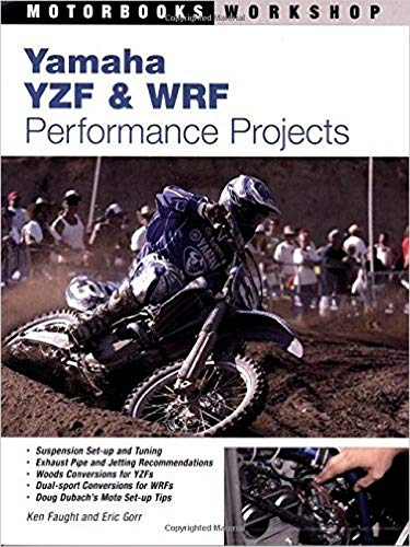 9780760321409: Yamaha YZF & WRF Performance Projects (Motorbooks Workshop)