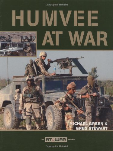 9780760321515: Humvee at War (The At War Series)