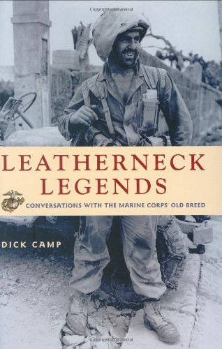 9780760321577: Leatherneck Legends: Conversations With the Marine Corps' Old Breed