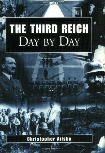 9780760322055: The Third Reich Day By Day