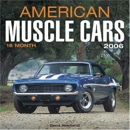 9780760322079: American Muscle Cars 2006 Calendar