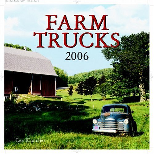 9780760322499: Farm Trucks 2006 Calendar
