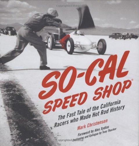 SO-CAL Speed Shop: Christensen, Mark