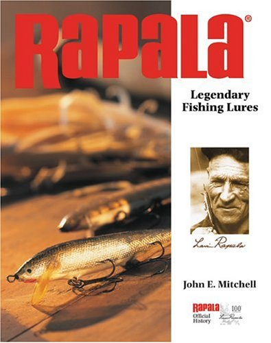9780760322710: Rapala: Legendary Fishing Lures