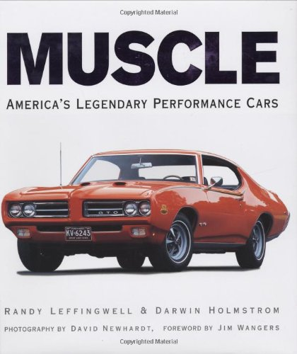 9780760322840: Muscle: America's Legendary Performance Cars