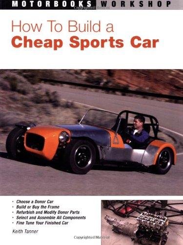 9780760322871: How to Build a Cheap Sports Car