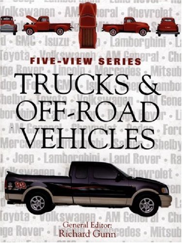 9780760323069: Trucks and Off-Road Vehicles (Five-View)