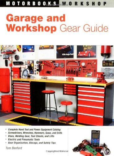 9780760323120: Garage and Workshop Gear Guide (Motorbooks Workshop)