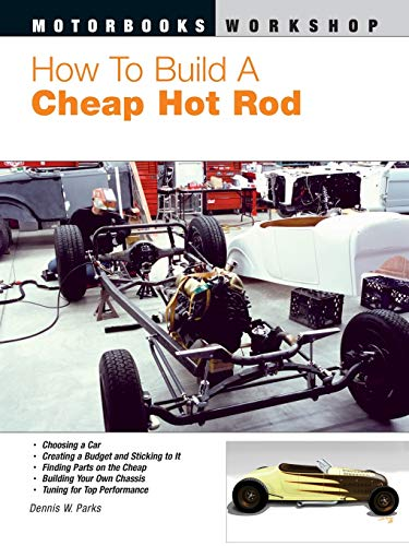 9780760323489: How to Build a Cheap Hot Rod