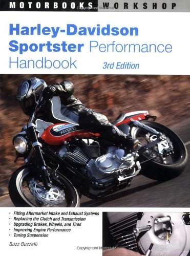 9780760323533: Harley-Davidson Sportster Performance Handbook (Motorbooks Workshop)