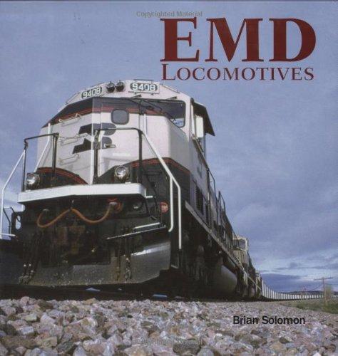 EMD Locomotives: Solomon, Brian