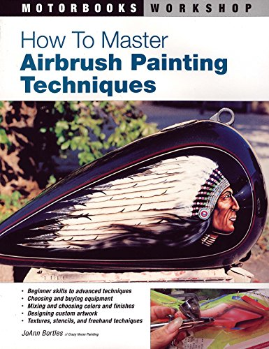 9780760323991: How to Master Airbrush Painting Techniques (Motorbooks Workshop)