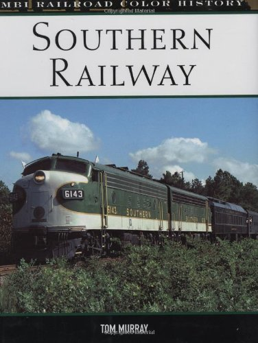 9780760325452: Southern Railway (MBI Railroad Colour History)