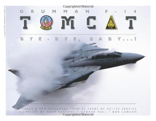9780760325766: Grumman F-14 Tomcat: Bye - Bye Baby...!: Images & Reminiscences From 35 Years of Active Service