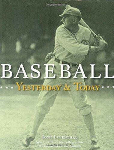 9780760326466: Baseball Yesterday & Today