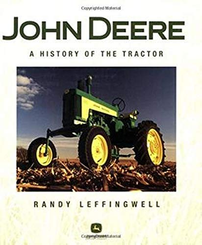 9780760326770: John Deere: A History of the Tractor