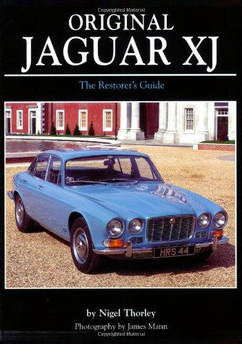 9780760327029: Original Jaguar Xj
