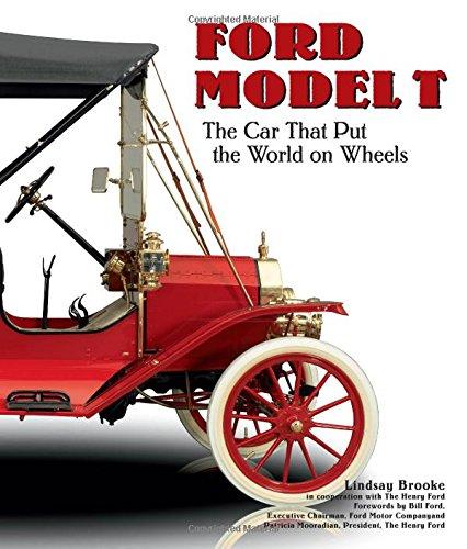 Ford Model T: The Car That Put: Brooke, Lindsay