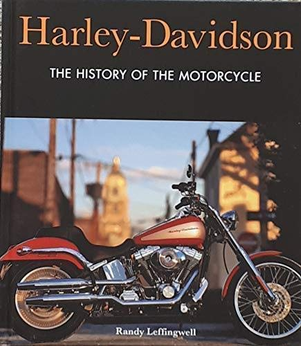 Harley-Davidson The All-American Motorcycle