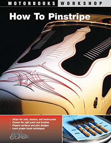 9780760327494: How to Pinstripe