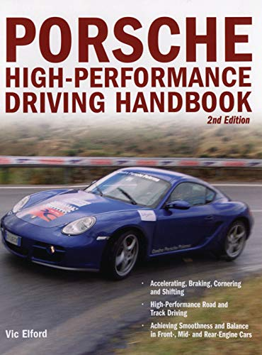 9780760327548: Porsche High-Performance Driving Handbook