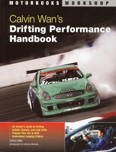 9780760327890: Calvin Wan's: Drifting Performance Handbook (Motorbooks Workshop)