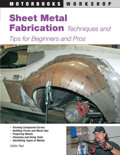 9780760327944: Sheet Metal Fabrication: Techniques and Tips for Beginners and Pros (Motorbooks Workshop)