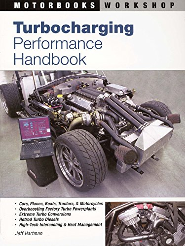 9780760328057: Turbocharging Performance Handbook (Motorbooks Workshop)