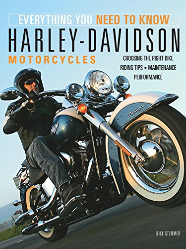 9780760328101: Harley-Davidson Motorcycles: Everything You Need to Know