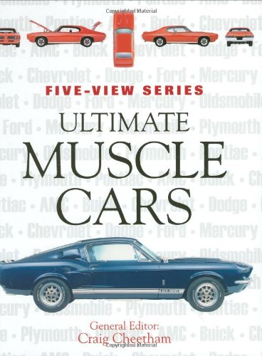 9780760328347: Ultimate Muscle Cars