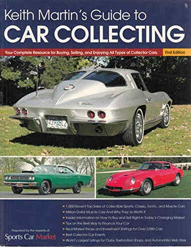 9780760328958: Keith Martins Guide to Car Collecting (Keith Martin)