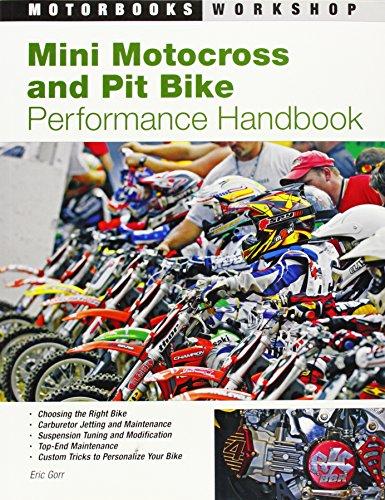 9780760328965: Mini Motocross and Pit Bike Performance Handbook