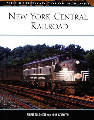 9780760329283: New York Central Railroad