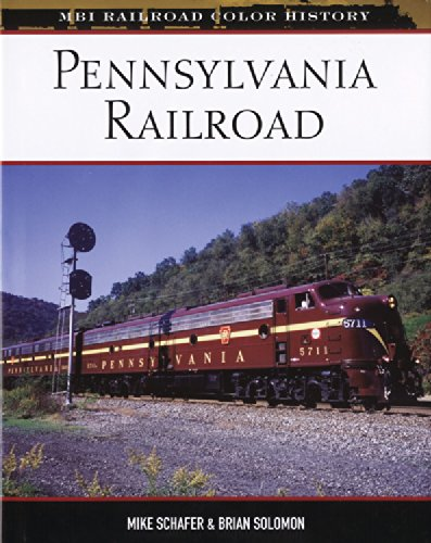 9780760329306: Pennsylvania Railroad