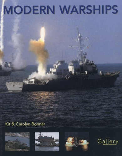 9780760329504: Modern Warships (Gallery)