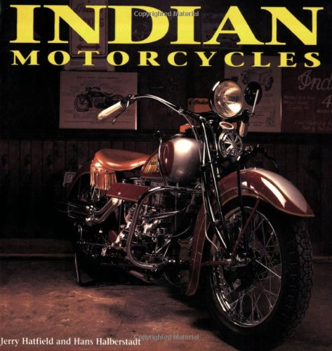 9780760329665: Indian Motorcycles