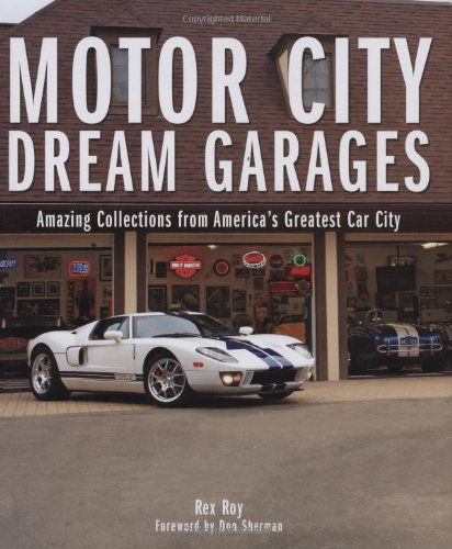 9780760329894 Motor City Dream Garages Amazing