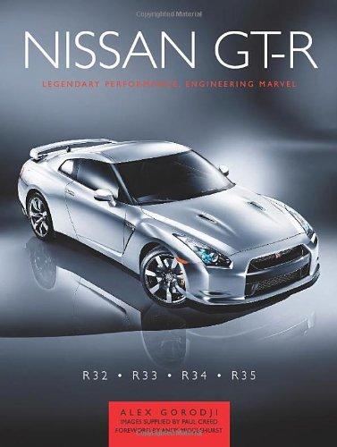 9780760330364: Nissan GT-R: Legendary Performance, Engineering Marvel