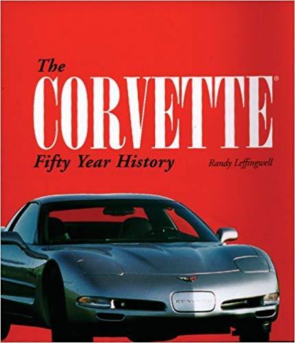 9780760330548: Corvettte Fifty Years History